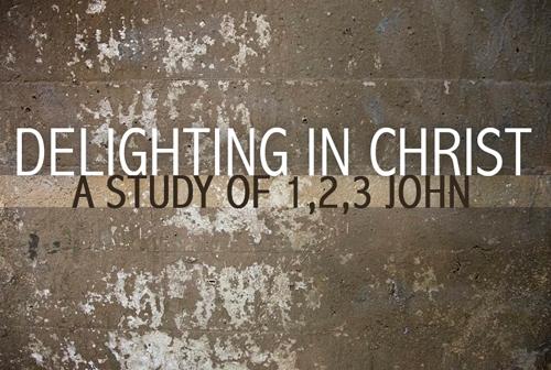 1, 2, 3 John: Delighting in Christ